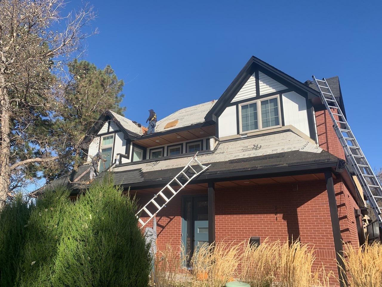 Residential Roofers Denver
