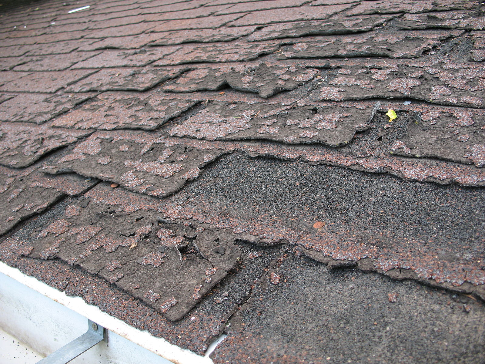 Preparing For Spring Roof Hail Damage